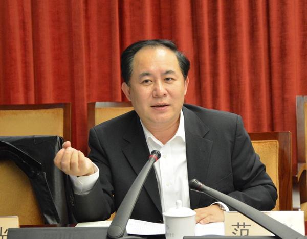 李菊根出席中国能源结构调整与能源革命高端沙龙