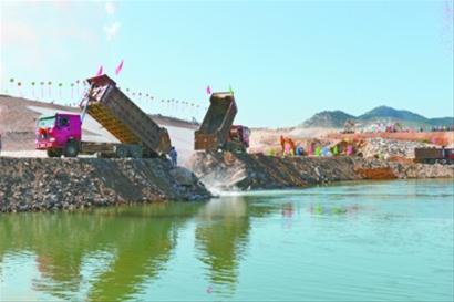 水库建成后,对于提高我省水资源调控能力和葫芦岛市防洪标准,保护和
