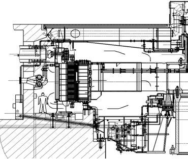 孙玉田:700mw级全空冷水轮发电机的设计与运行