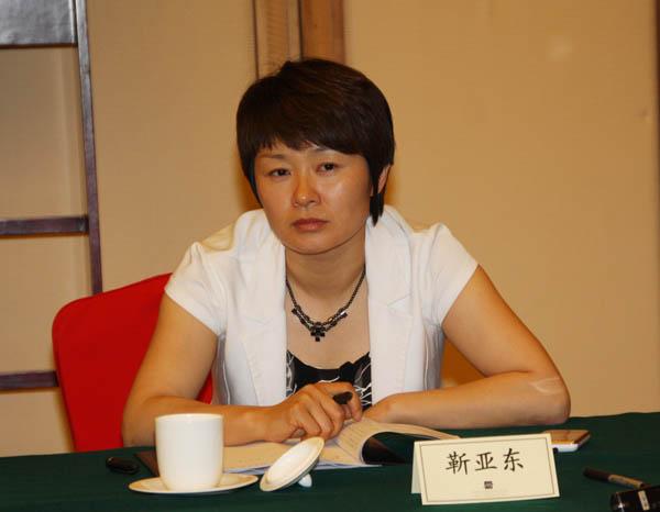 中国水电顾问集团北京勘测设计研究院规划部副主任靳亚东