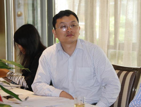 中国水电顾问集团昆明勘测设计研究院主任杨建敏