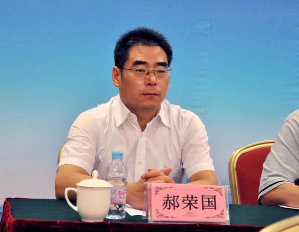 中国水电顾问集团北京勘测设计研究院副院长郝荣国