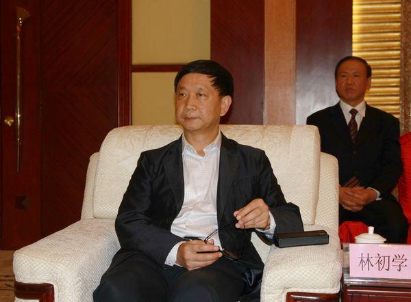 张基尧理事长会见国际水电协会董事会成员
