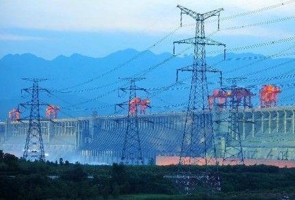 高清图解三峡电站工程全面完成