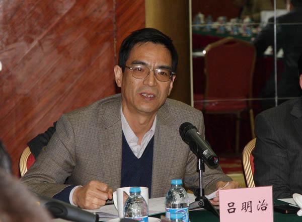 中国水电顾问集团北京勘测设计研究院总工吕明治