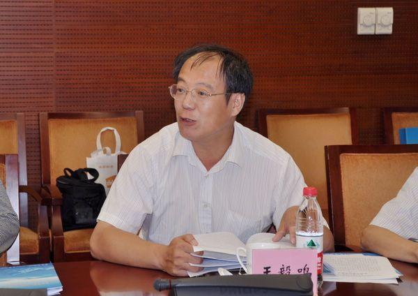 中国水电顾问集团北京勘测设计研究院教高王毅鸣